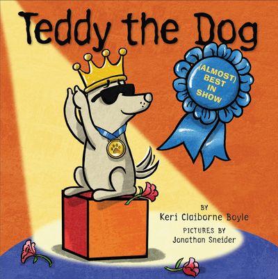teddy the dog 2